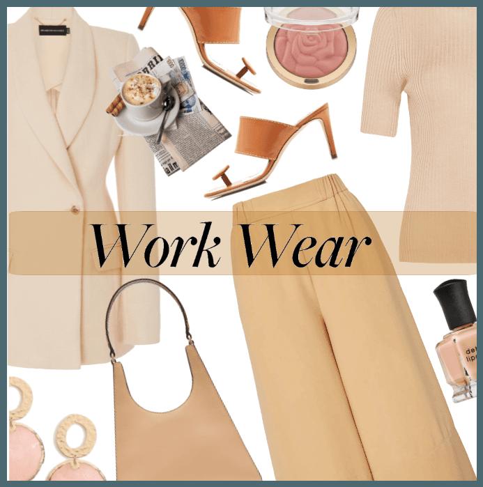 casual work-wear