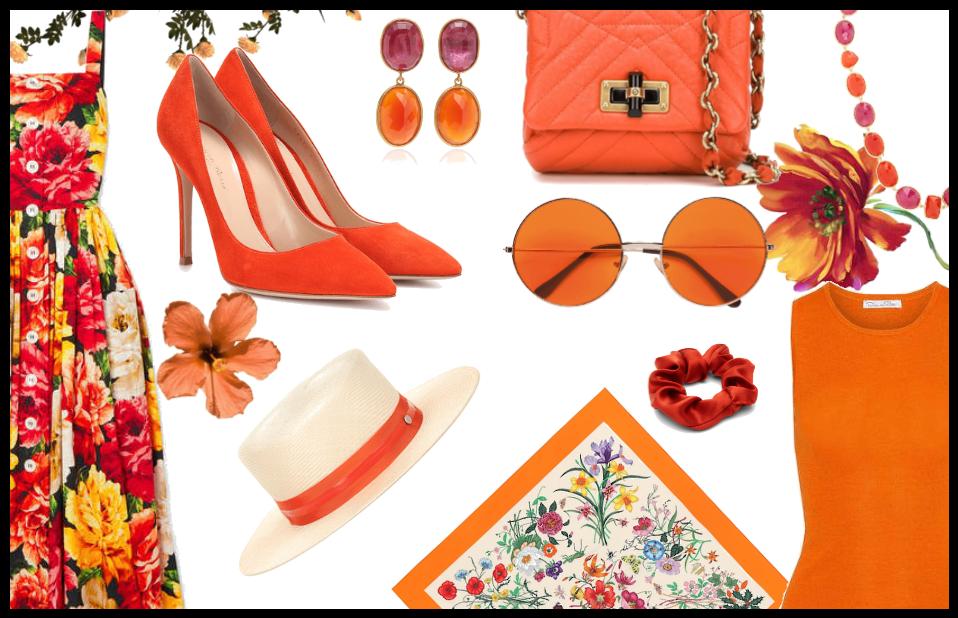 Colours of Summer: Orange