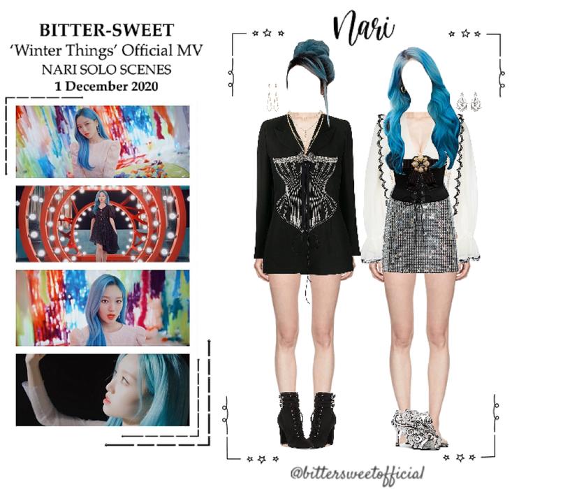 BITTER-SWEET [비터스윗] (NARI) 'Winter Things' Official MV 201201