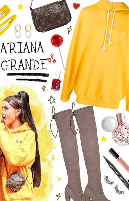 Ariana Grande Inspired Costume