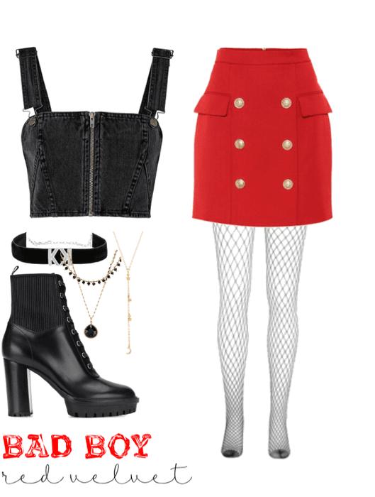 bad boy- red velvet