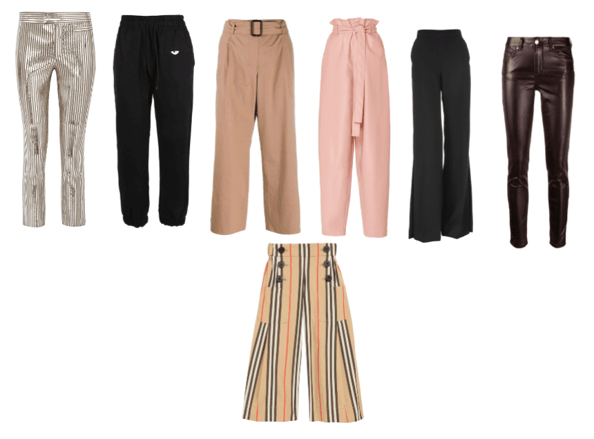7 estilos calcas