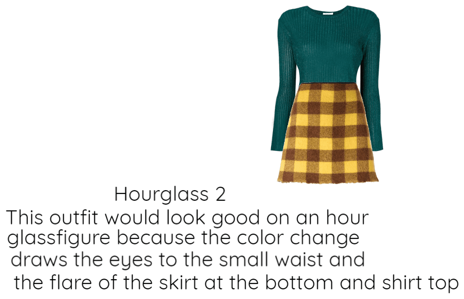 hour glass outfit 2
