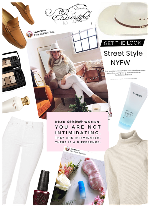 Get the Look/NYFW Street Style/Beauty