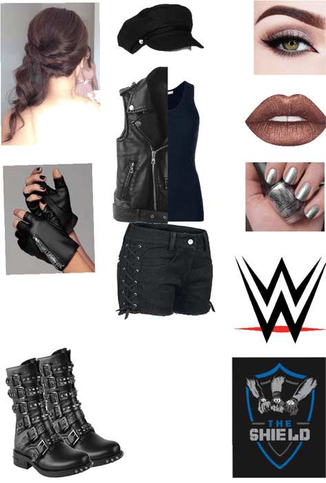 WWE Shield Outfit #1