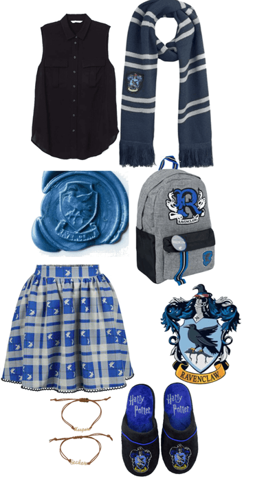 real ravenclaw