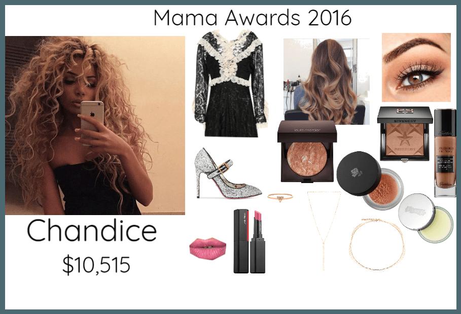 Mama Awards 2016 Chandice