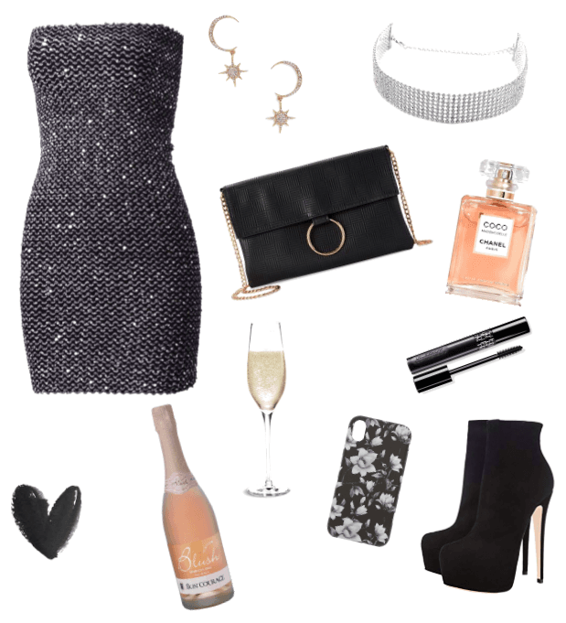 New Year's Eve Sparkle✨
