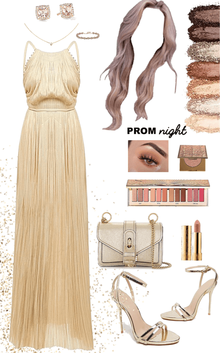 Champagne Prom for the Prom Queen