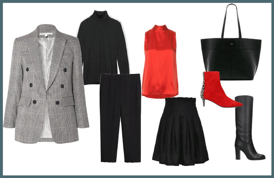 Business casual classic autumn/winter 2019