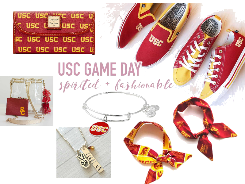 USC Game Day Spirit