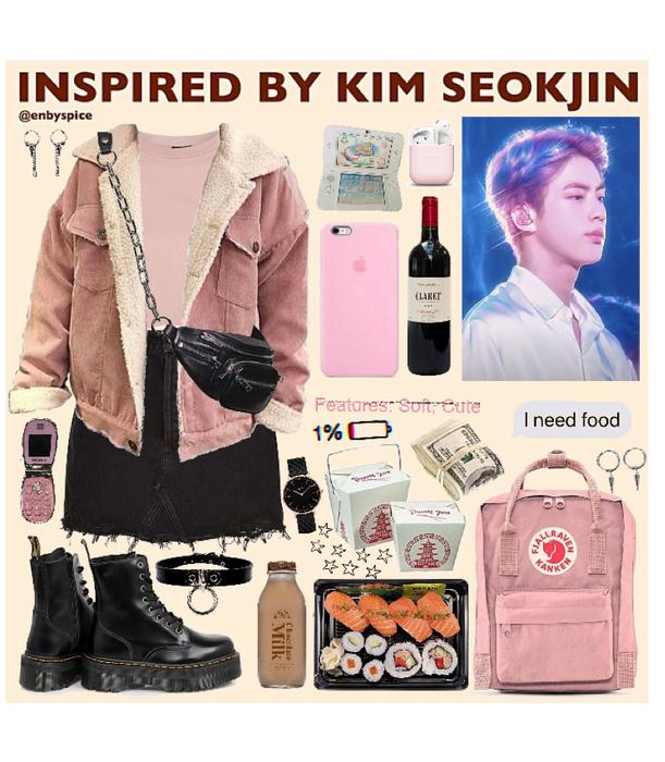 inspired by kim seokjin