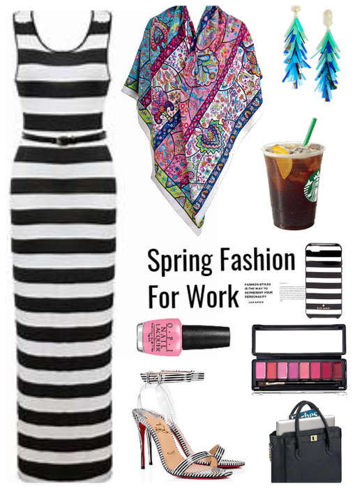 Spring Dress/Look for Work