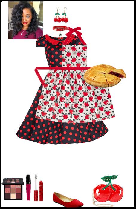 Cherry pie day (Aoife)