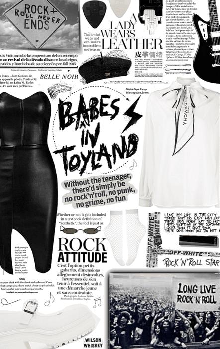it's only rock'n'roll. 💣