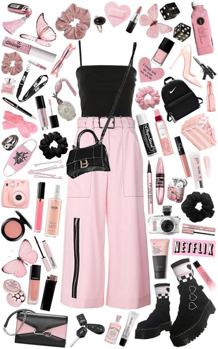 Pink 🖤💗🖤