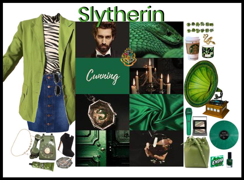 Hogwarts Houses: Slytherin