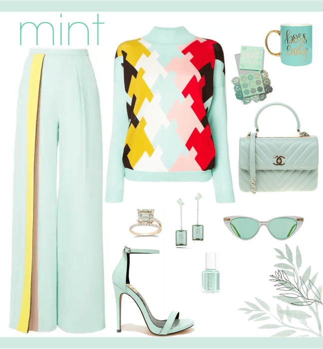 Mint boss lady