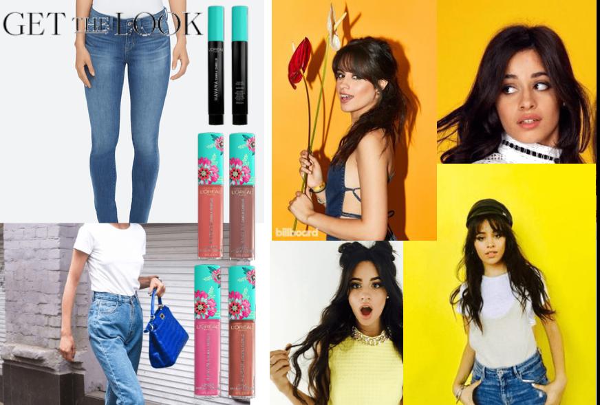 Get The Look: Camila Cabello