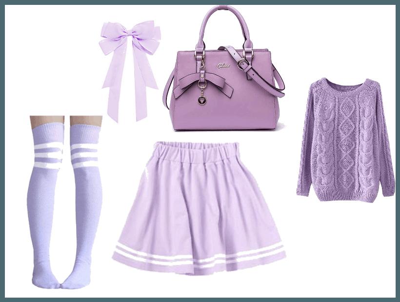 Purple (Rainbow)