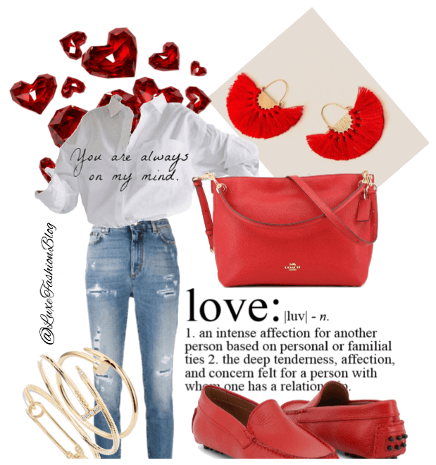 San Valentine Outfit Inspo 1