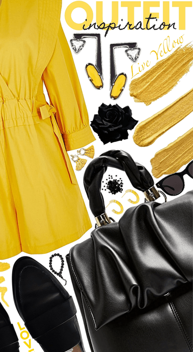 Outfit Inspiration: 💛Yellow💛