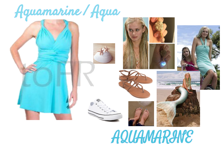 Aquamarine/Aqua from Aquamarine