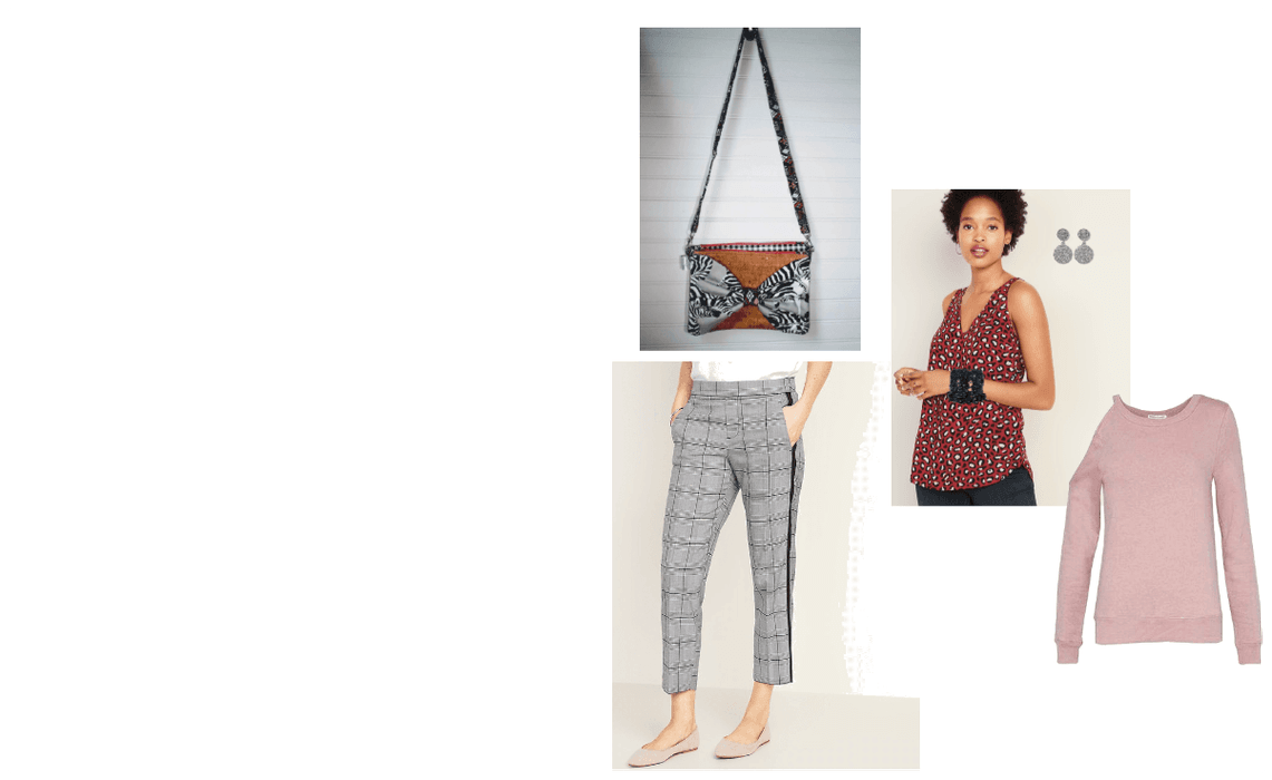 Eclectic Mix and Match Prints, Animal Print Theme