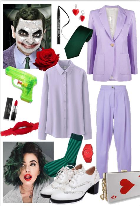 Mr Bean - The Joker