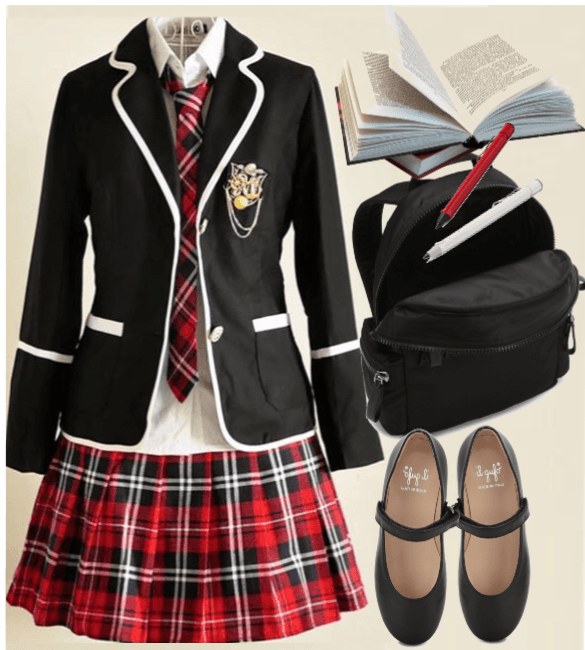 schoolgirl)
