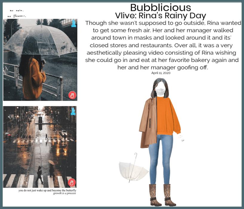 Bubblicious (신기한) Vlive