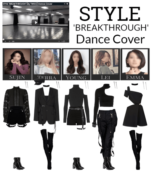 STYLE 'BREAKTHROUGH' (By TWICE) Dance Cover