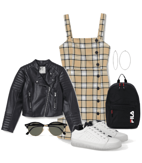 Back To College outfits