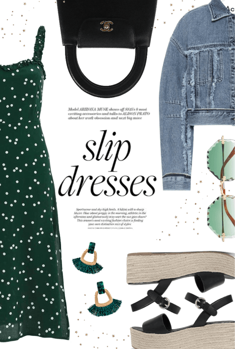 Easter: Slip Dresses