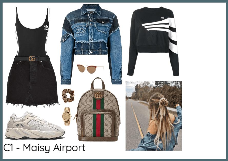 Maisy Airport