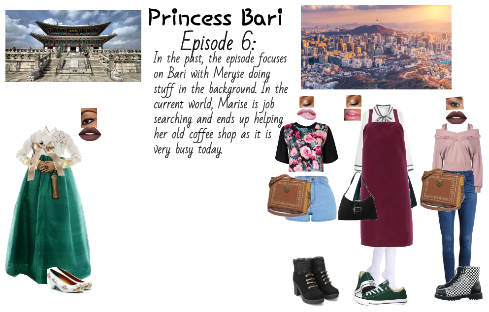 Princess Bari | Episode 6 Iris