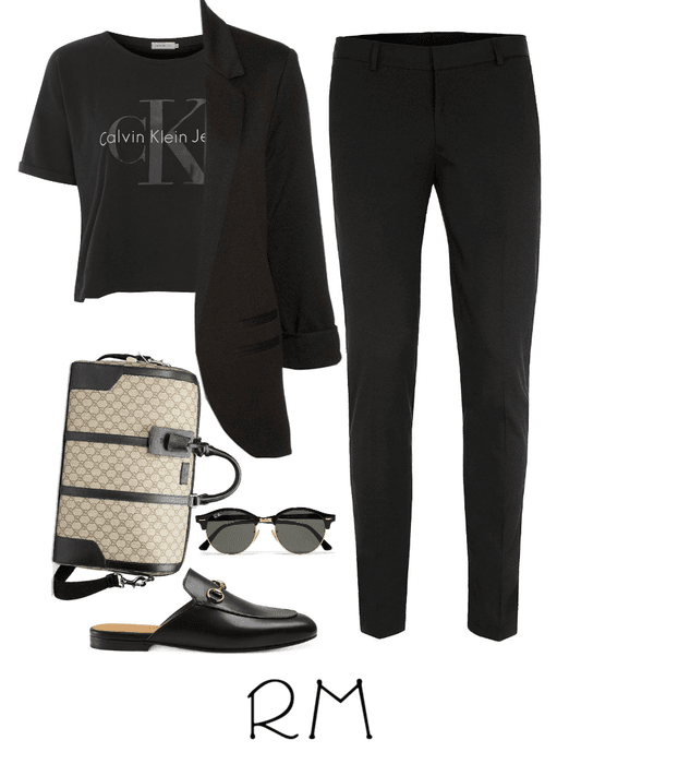 RM Airport Inspired | BTS