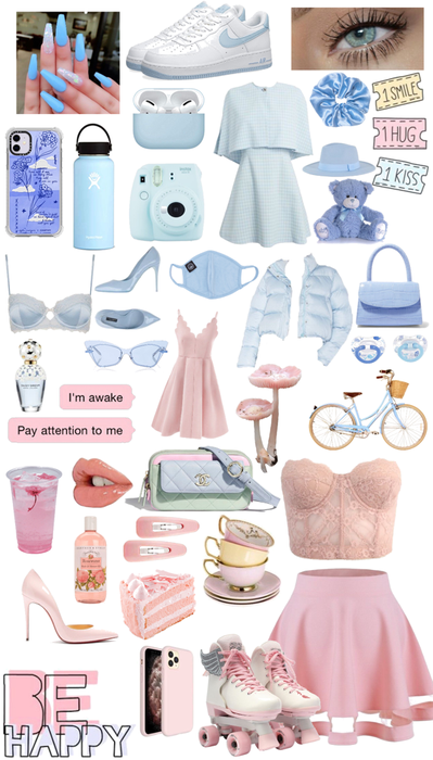 💕💙🍬cotton candy🍬💙💕