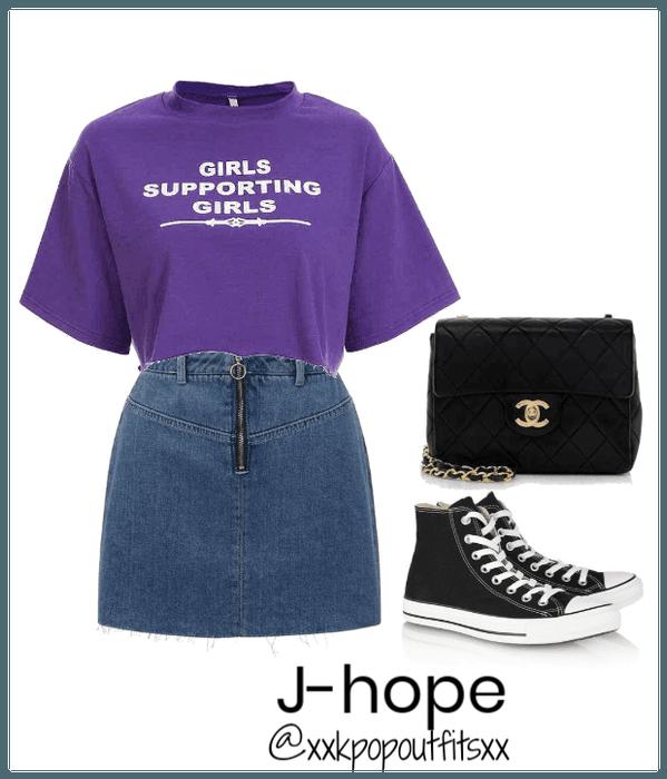 Aquarium date with J-hope   BTS