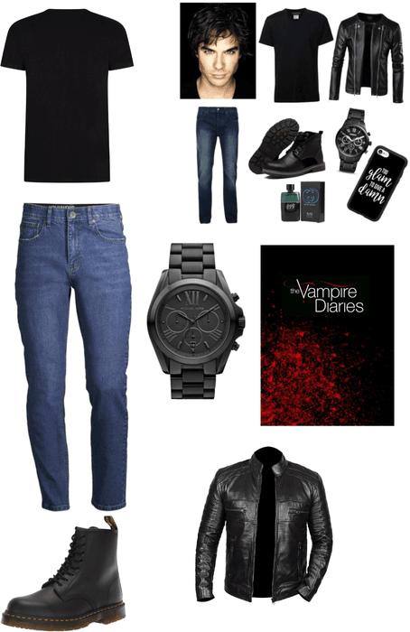 Damon The Vampire Diaries