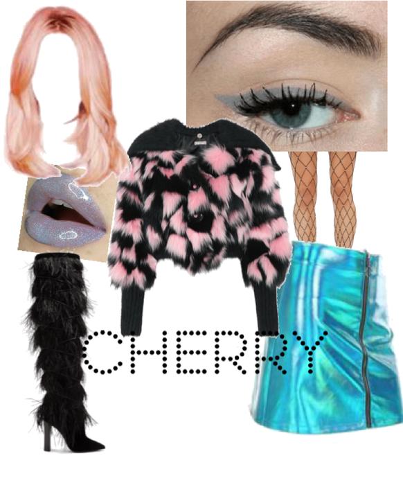 Gaga Style #Cherry