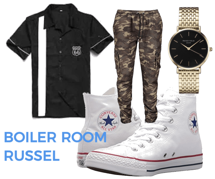 BOILER ROOM | RUSSEL