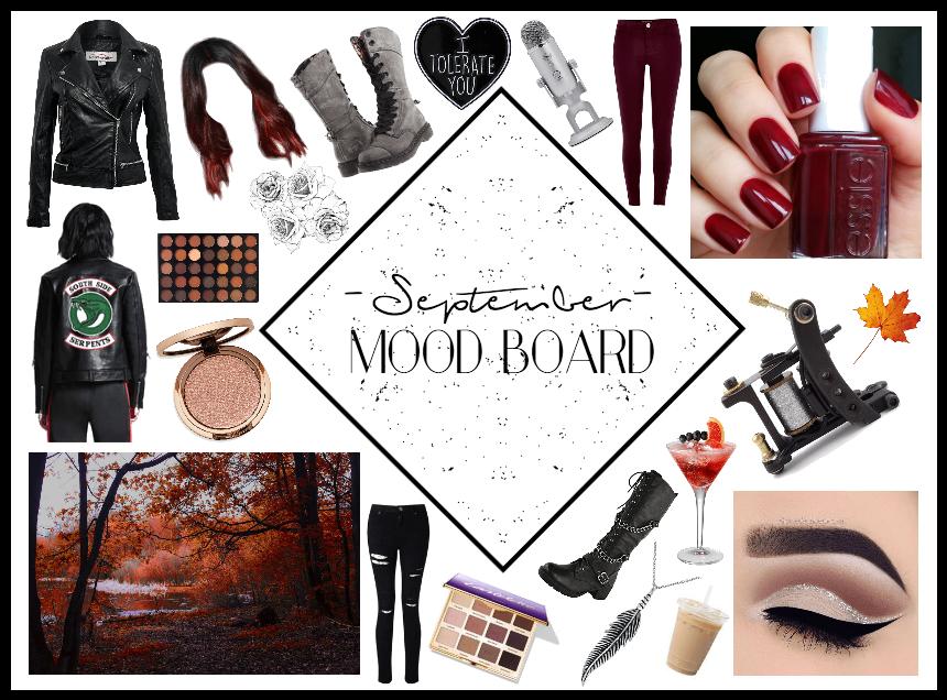September Mood Board