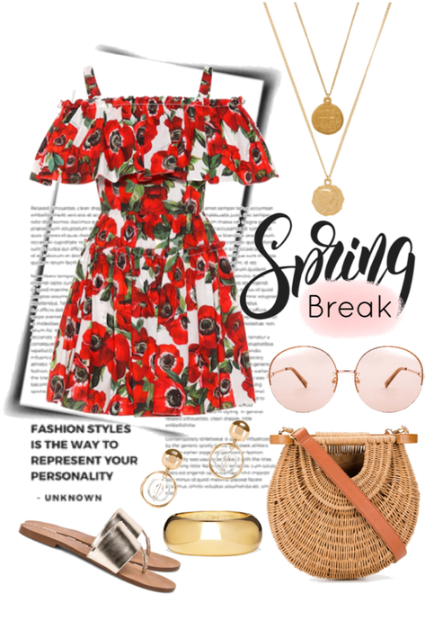 Spring Break Dress