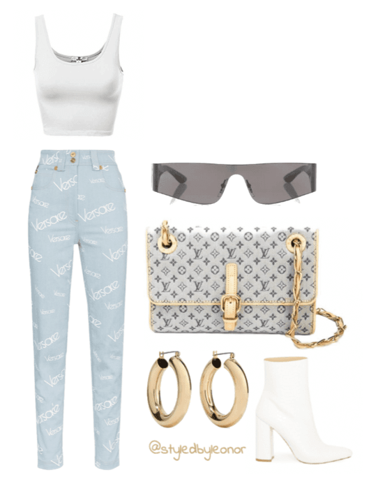 Trendy Casual Outfit