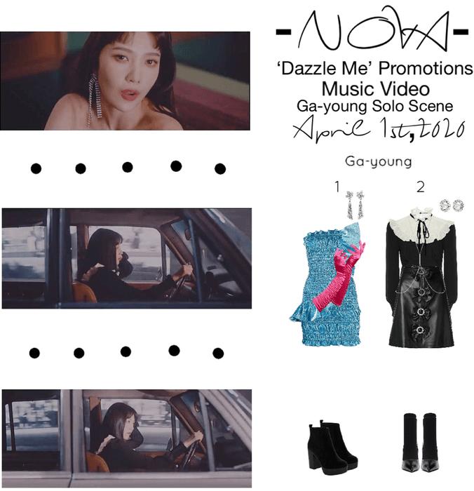 -NOVA- Official 'Dazzle Me' Music Video