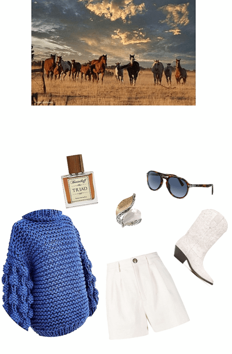 Horse Ranch Inspired