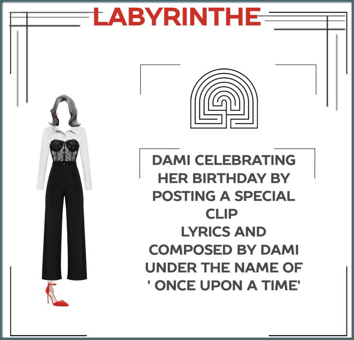LABYRINTHE DAMI SPECIAL CLIP