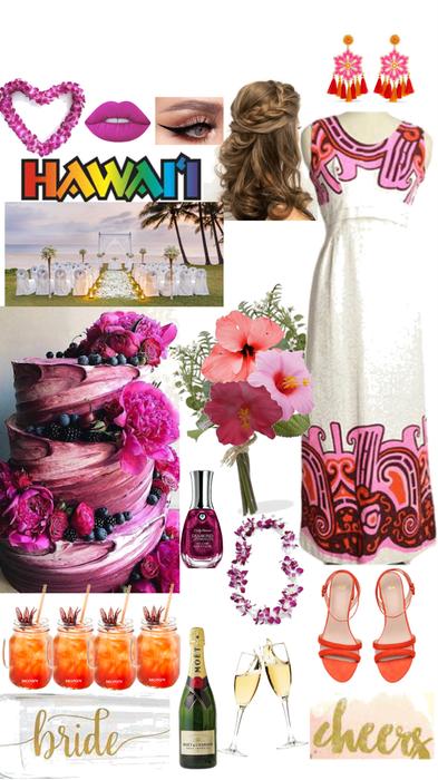 70's Hawaii Summer Wedding 💍