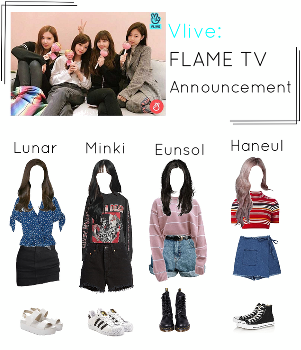 190624 Vlive - FLAME TV Announcement